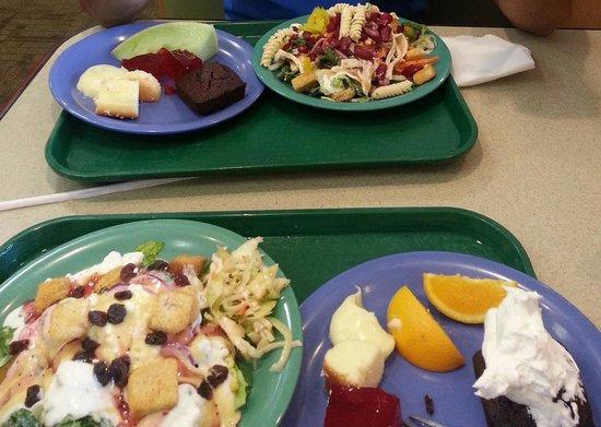 Souper Salad Restaurant San Antonio 5222 De Zavala Rd
