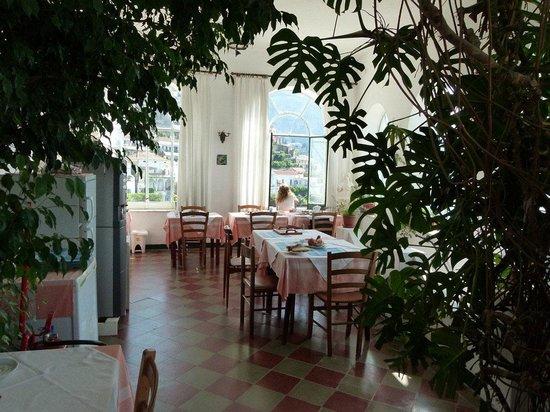 Pensione Maria Luisa - Amalfi Coast: Luminosa área común