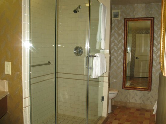 Casino Rama Resort: Shower