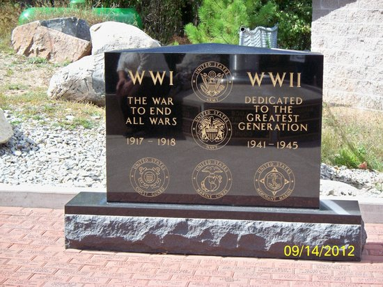Pine Mountain: Veterans Memorial