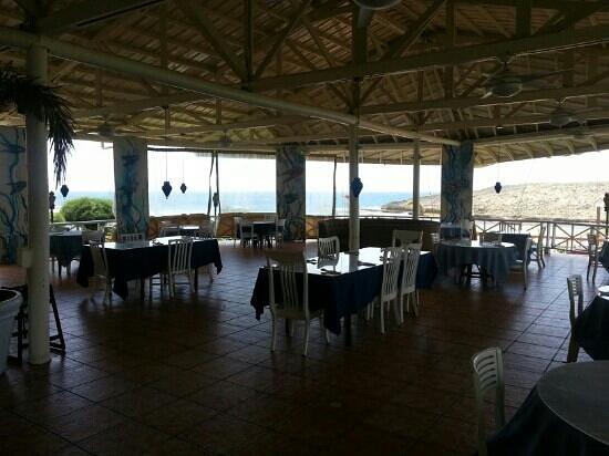 Parador Villas del Mar Hau: Olas y Arenas restaurant
