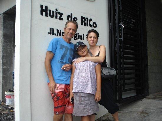 里克的雨茲賓館