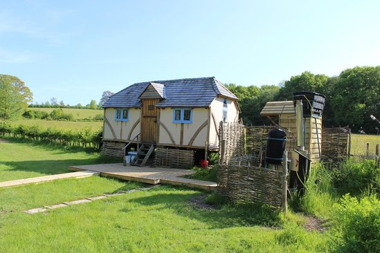 Swallowtail Hill Farm: just one of the cottages on site