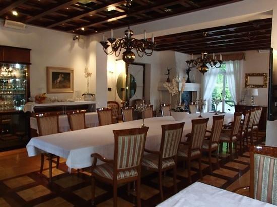 Vila Istra: Breakfast Room
