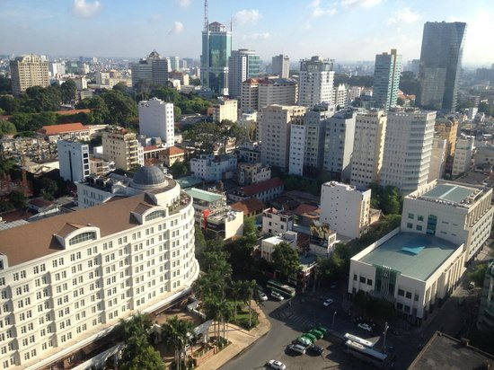 Caravelle Saigon: view2