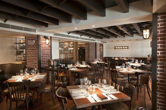 Tango Argentinian Steakhouse Restaurant Interior