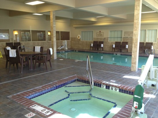 Holiday Inn Express Pullman: Spa