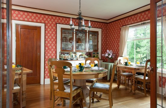 Greenlake Guest House: Dining Room