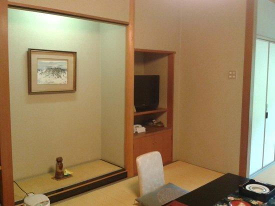 Hakone Suimeiso: TV