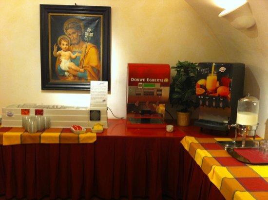 Domus Sessoriana Hotel: Buffet 2