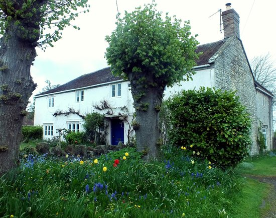 Melon Cottage Vineyard: outside vieuw