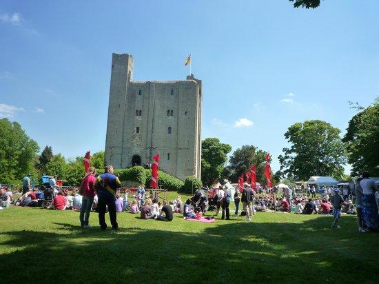 Hedingham Castle