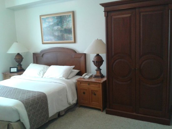 Aryaduta Semanggi: bedroom