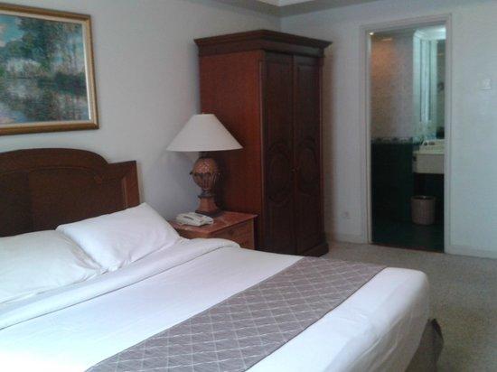 Hotel Aryaduta Semanggi: bedroom
