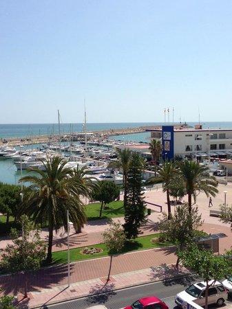 Hotel San Luis: Playa de Gandia Marina
