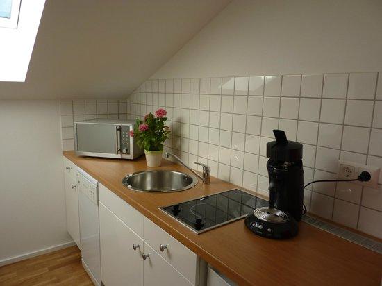 Gästehaus Hubertus Hotel Garni: Ferienwohnung