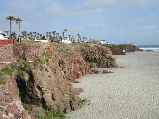 La Paloma Resort : view from beach
