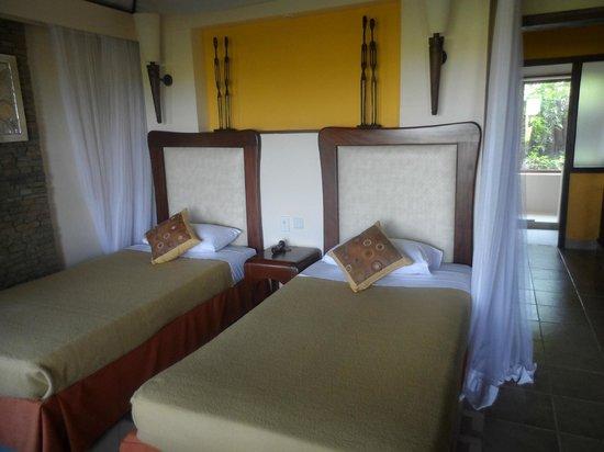 Ol Tukai Lodge: A room at the lodge