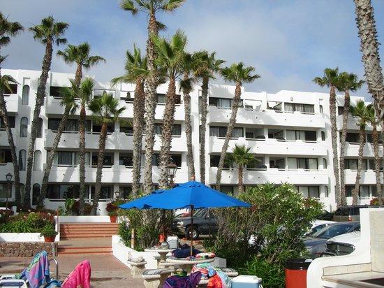 La Paloma: Worldmark Rosarito Beach building