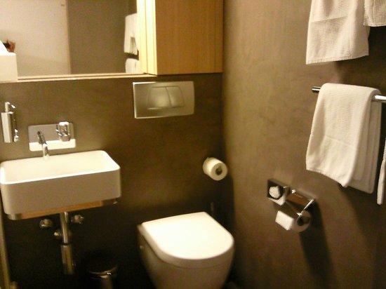 Kartause Ittingen: salle de bains