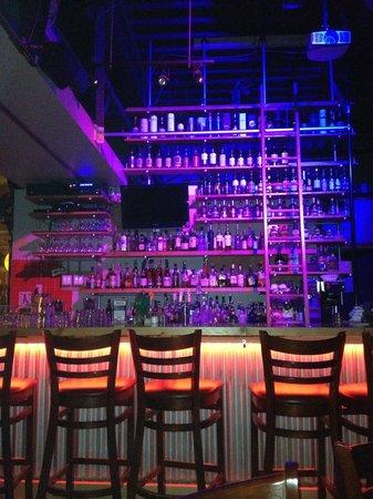 Fets Whisky Kitchen back bar - Picture of Fets Whisky Kitchen ...
