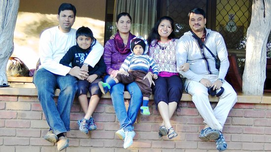 Letaba Rest Camp : Happy moment