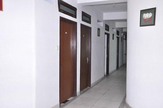 Hotel Teg Royal: Corridor