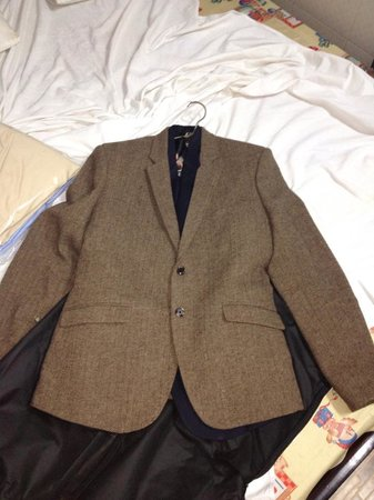 Hoi An Tailor - Nu Ni : Tweed Blazer