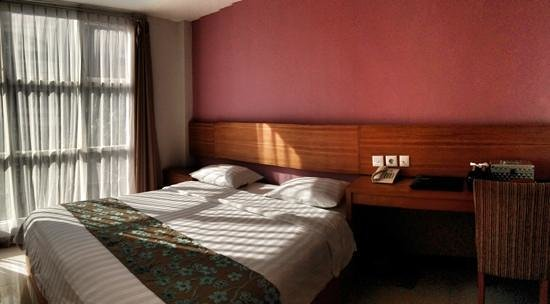 Sunset Residence Condotel : my room