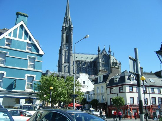 Cobh Heritage Centre: cathedral