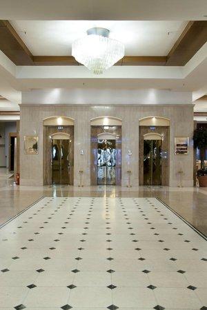 Capsis Hotel Thessaloniki : Hotel Entrance