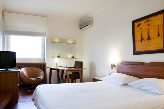 Capsis Hotel Thessaloniki: Double room