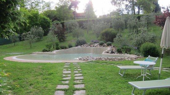 """Hotel Sovestro: Der etwas """"ruhigere"""" Pool"""