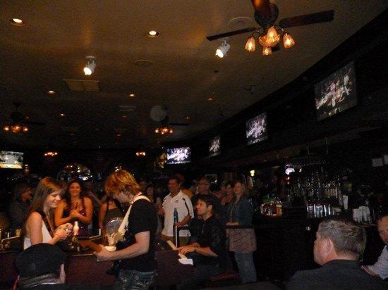 Bar at Times Square - NYNY - fun!