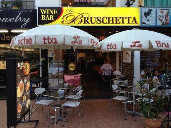 La Bruschetta Italian Ristorante: La Bruschetta