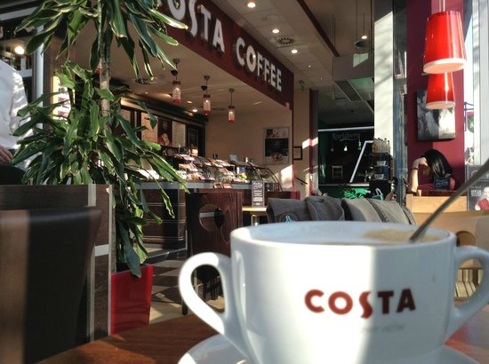 5806d4570b1 Costa coffee andrassy road budapest - Traveller Reviews - Costa ...