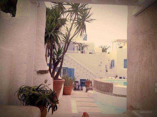 Hotel Carbonaki : Relaxing @ Carbonaki...
