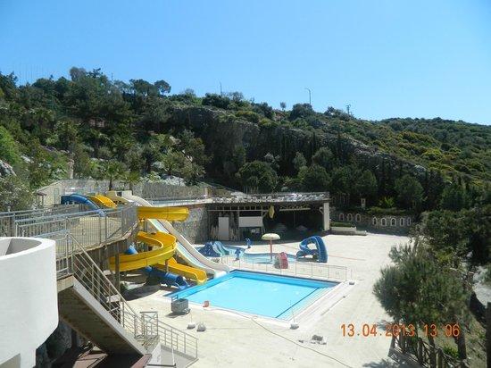Alkoclar Adakule Hotel : Havuz