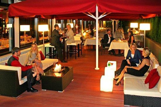Wilson´s The Prime Rib Restaurant: Lounge
