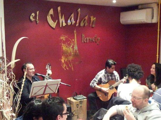 El Chalan: Soirée Peña Criolla (tous les samedis soir)