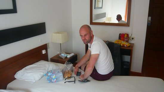 Lagosmar Hotel: room