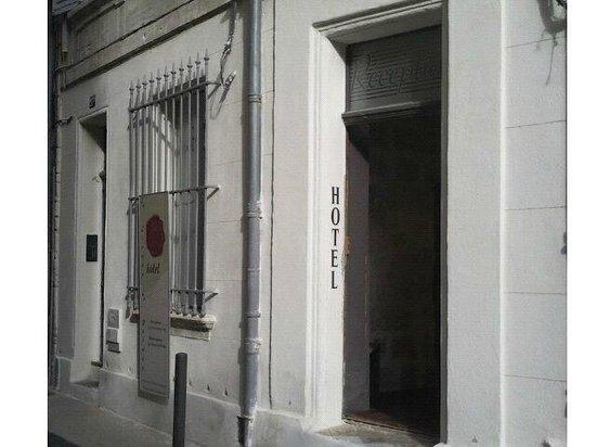 La Livree Du Palais : Façade rénovée