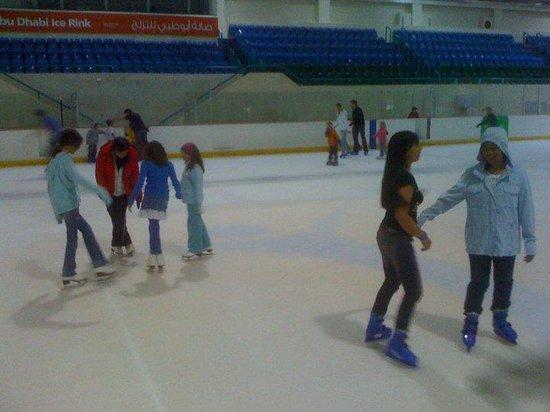Abu Dhabi Ice Rink