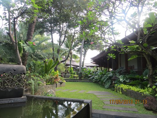 Padma Resort Legian: On the grounds of the Hotel