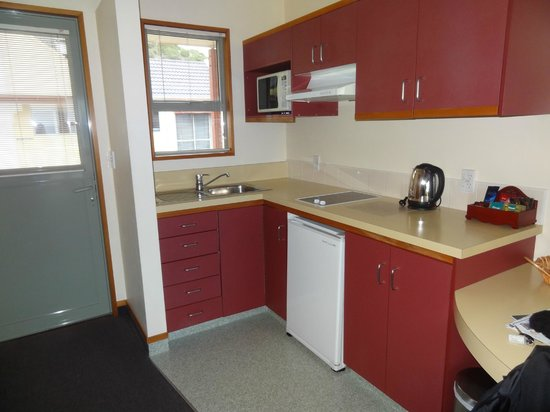 Anchor Inn Motel: Kitchenette
