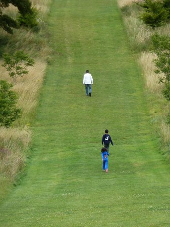 Calcot Manor: Kids on their nature walk