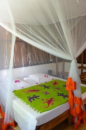 Coco Komba: notre chambre