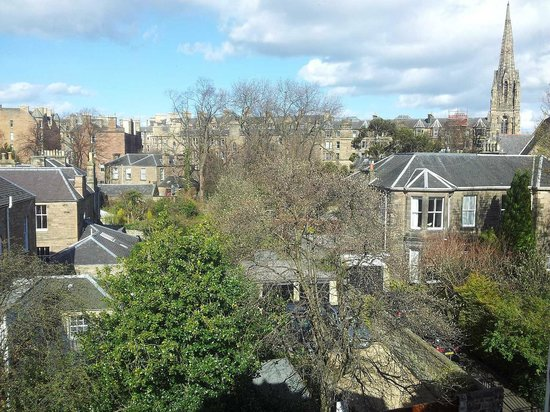 Merchiston Residence: View From Room