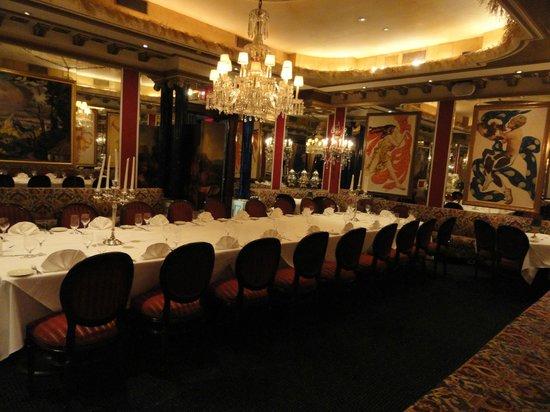 FireBird Russian Restaurant : Firebird Restaurant