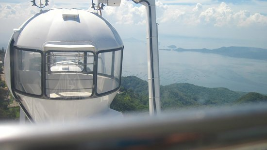 how to go to sky ranch tagaytay from cubao